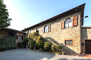 Elegant villa in Montaione