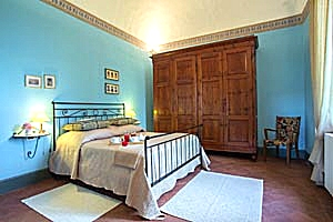 Luxury villa Volterra