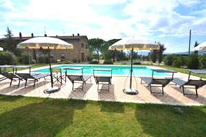 Luxury villa Pienza