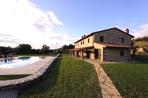 Luxurious Farmhouse Cortona
